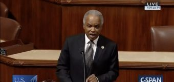 Congressman David Scott Pays Tribute to WSB-TV's Tim McVay