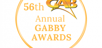 It's Time to Enter the 2018 GABBY Awards! DEADLINE MARCH 3RD