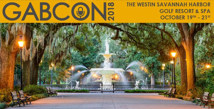 GABCON 2018 – Register Now!