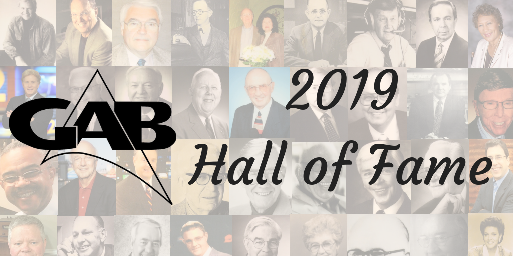 JUST ANNOUNCED: 2019 Hall of Fame Inductees