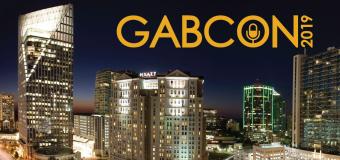 JUST ANNOUNCED: GABCON 2019